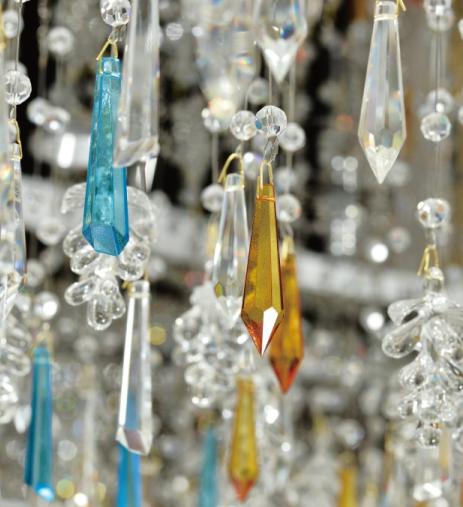 customized custom crystal chandeliers acrylic on-sale for dining room-1