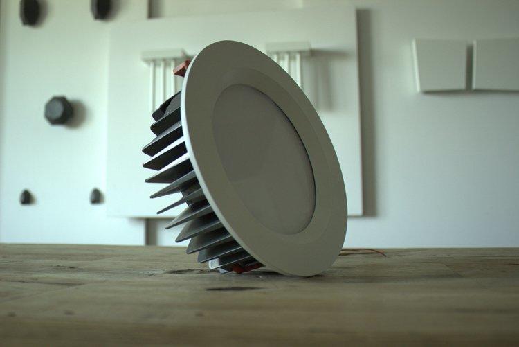 ODM white downlights sturdiness on-sale for indoor lighting