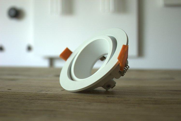 white down lighter aluminum for dining room EME LIGHTING