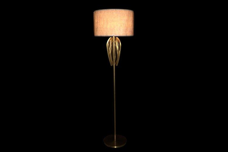 vintage cool floor lamps modern for bedroom