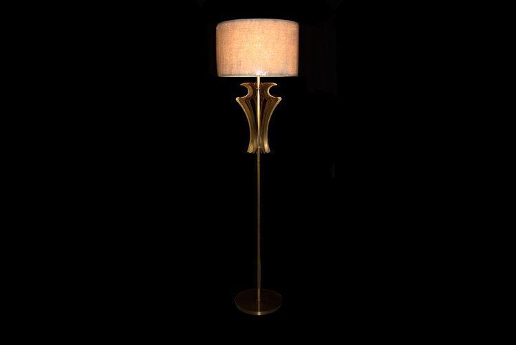 European Style Floor Lamp D480 H1750 3
