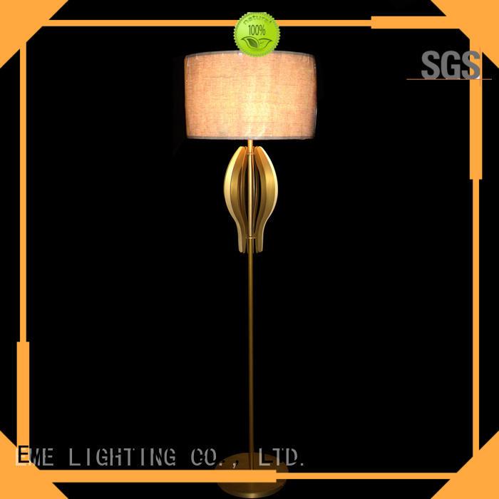 EME LIGHTING square standing light traditional for restaurant