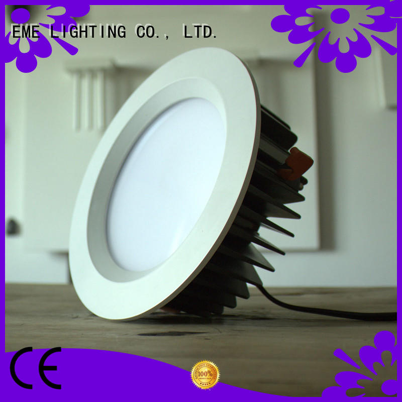 EME LIGHTING adjustable ring white downlights at-sale for dining room