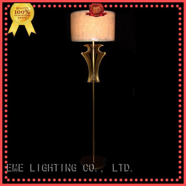 copper living room floor lamps hanging for bedroom EME LIGHTING