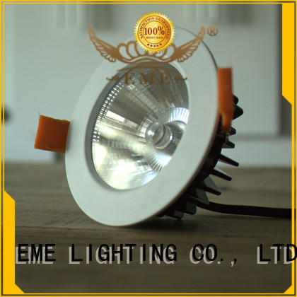 decorative led down light module large-size for hotels