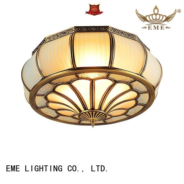 EME LIGHTING concise contemporary ceiling lights round for big lobby