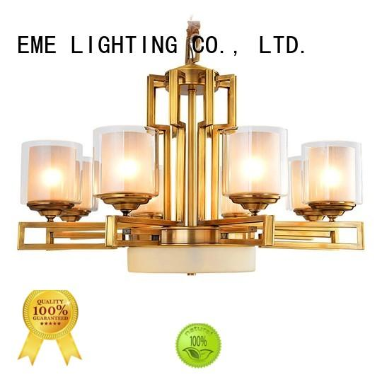 EME LIGHTING american style contemporary pendant light European for dining room