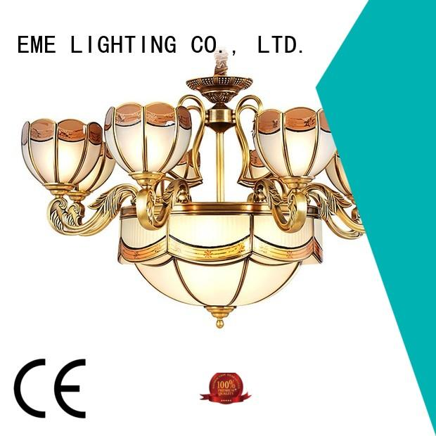 concise modern brass chandelier large round for dining room
