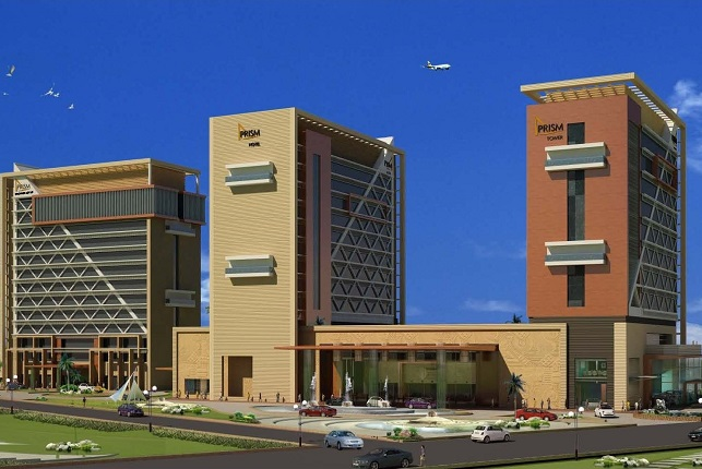 application-Four Points by Sheraton Gurgaon Faridabad Road, India-EME LIGHTING-img