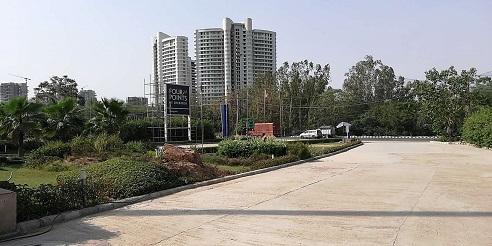 application-Four Points by Sheraton Gurgaon Faridabad Road, India-EME LIGHTING-img-2