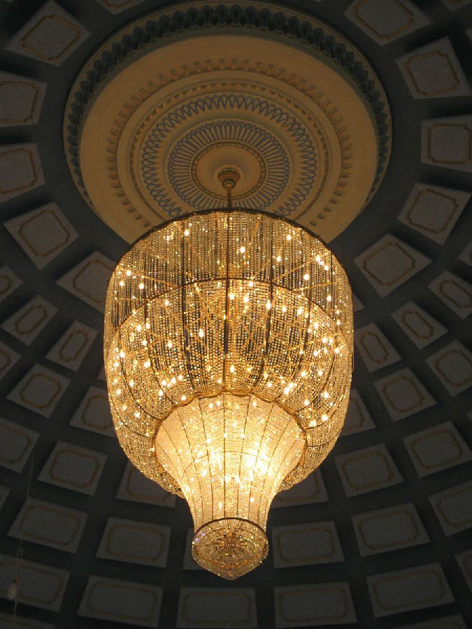 application-hotel lighting- custom lighting- chandelier-EME LIGHTING-img-2