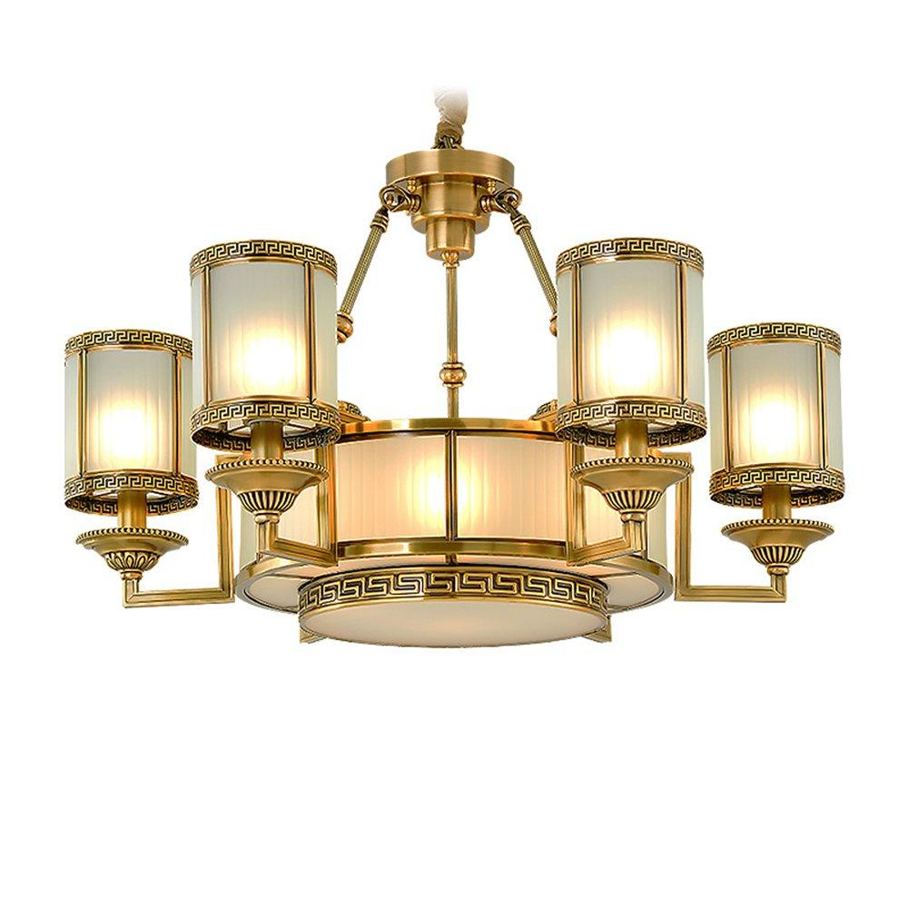 Round Glass Chandelier (EYD-14222-6)