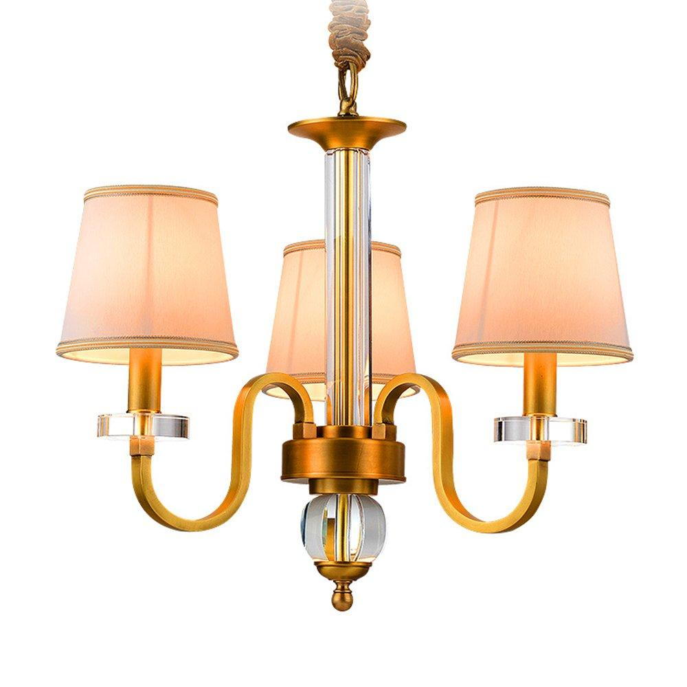 2 Light Restaurant Chandeliers (EYD-14207-3)