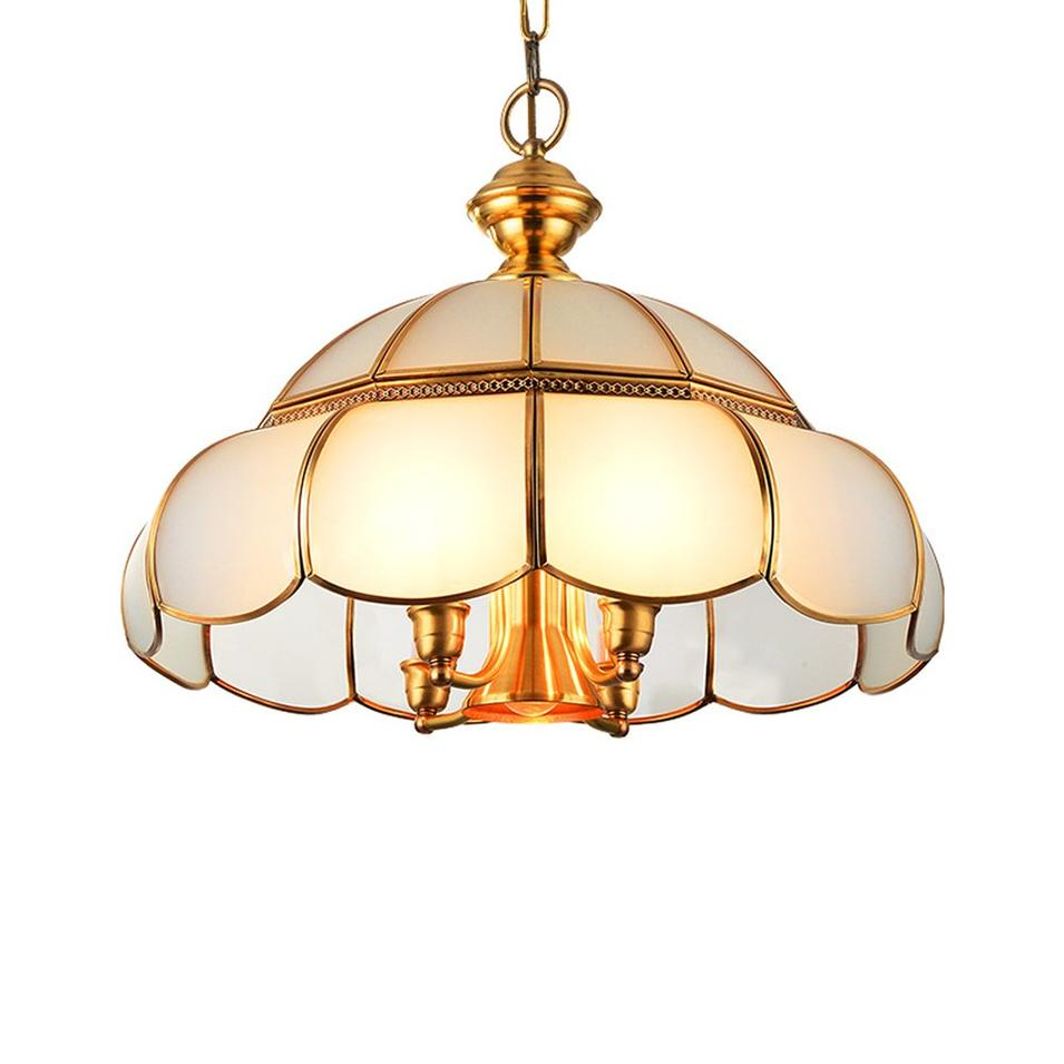 Decorative Brass Pendant Light (EOD-14113-430)