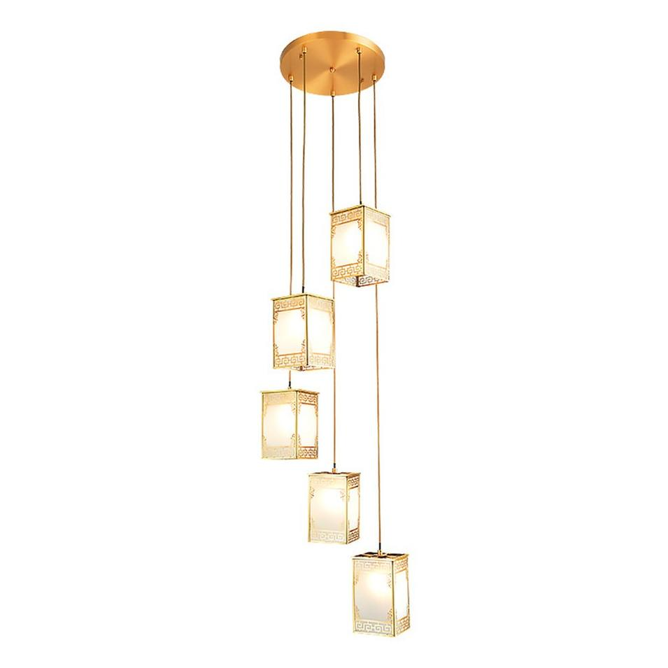 Hanging Ceiling Light (EAD-14012-5A)