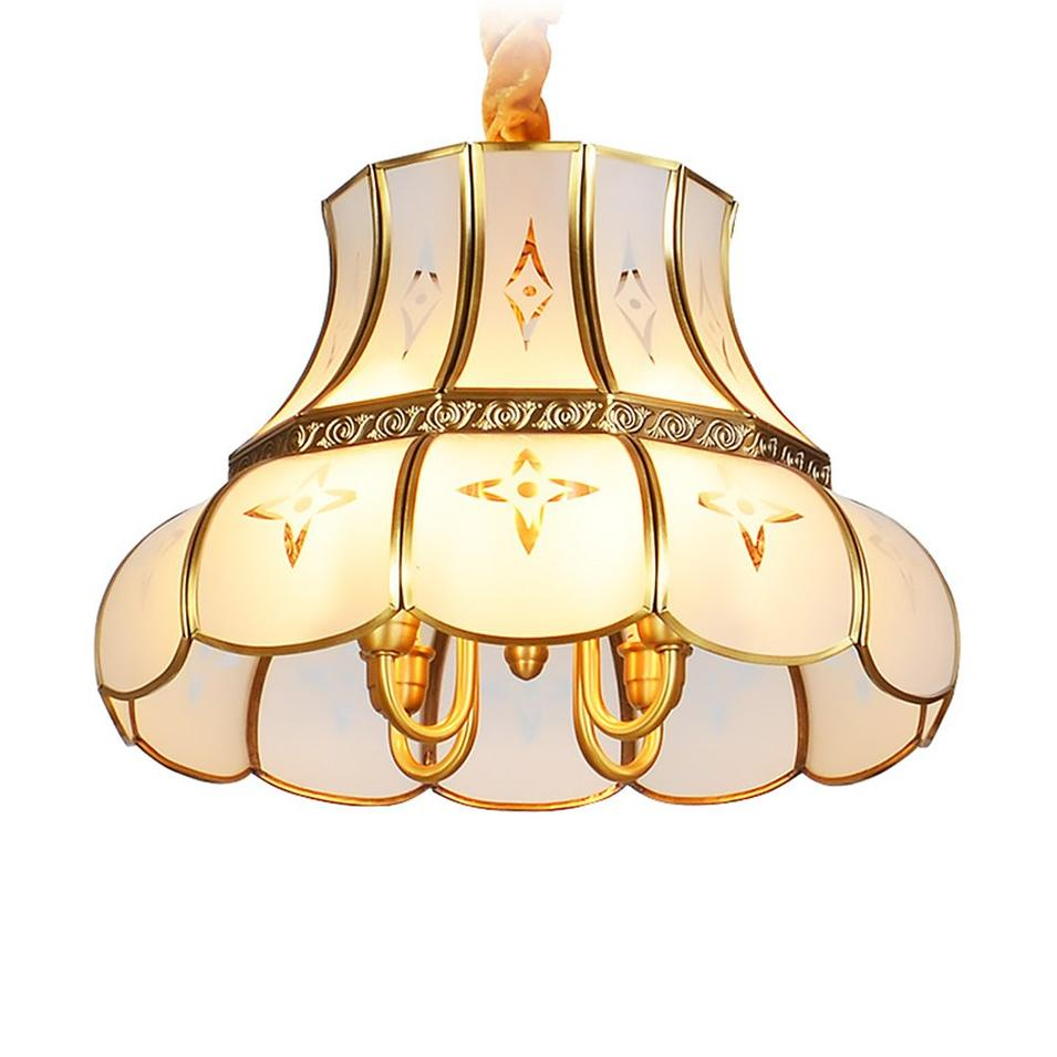 Glass Pendant Light (EAD-14010-3D)