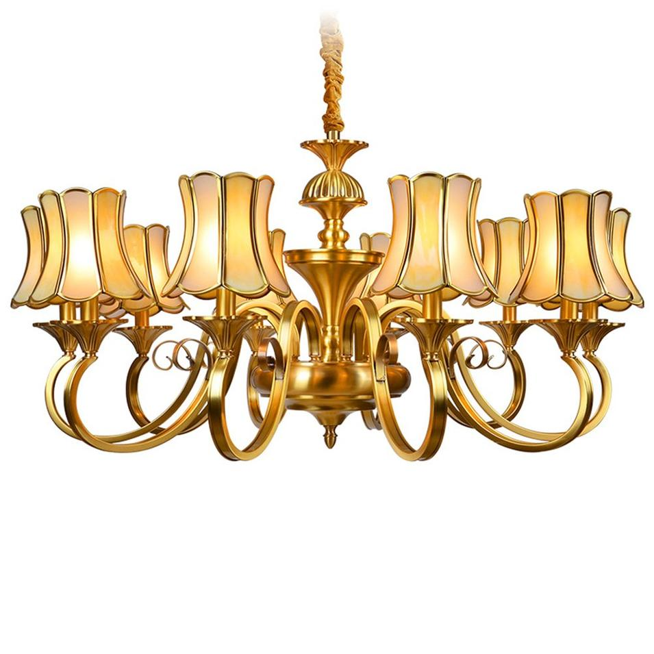 Murano Style Chandeliers (EAD-14009-10)