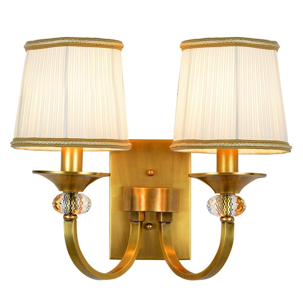 Brass Wall Sconces (EYB-14205-2)