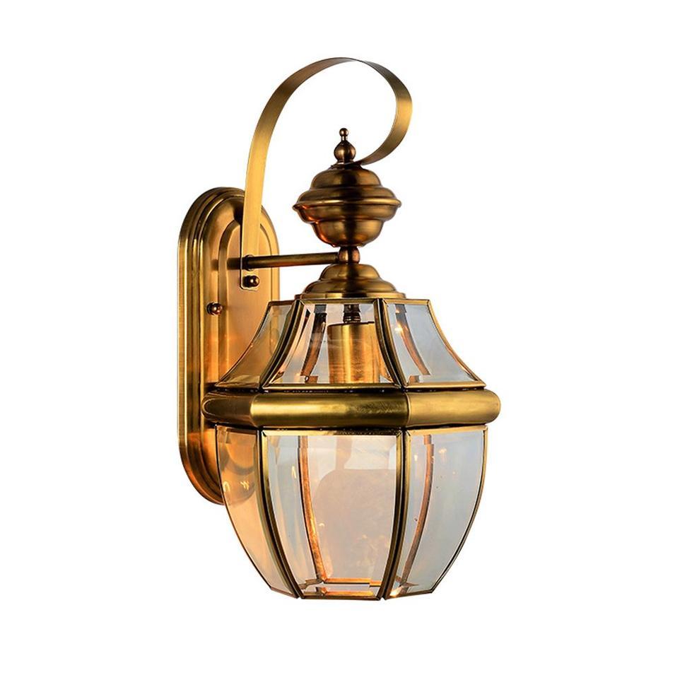 Traditional Wall Light EOB-14106-1B(Size M)