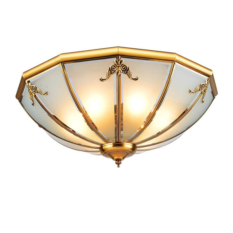 Vintage Ceiling Light (EOX-14103-450)