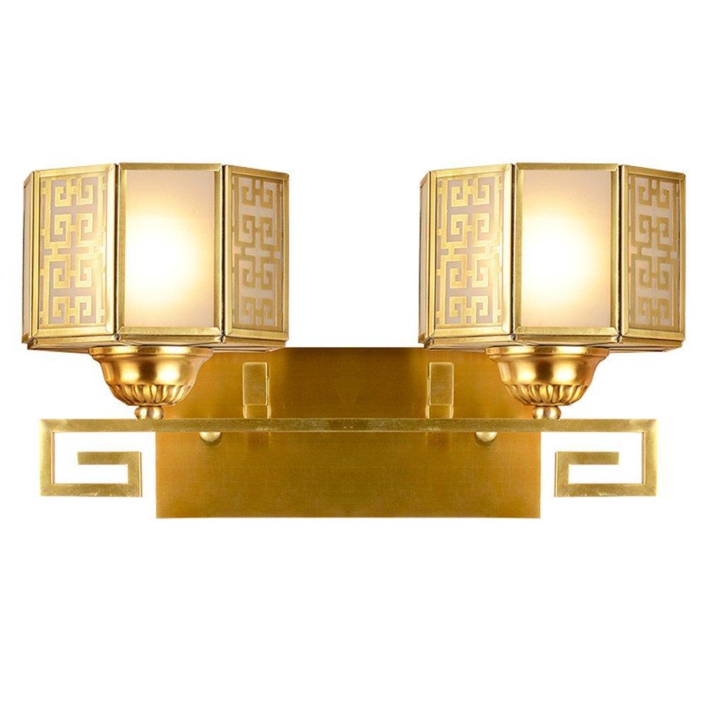 Brass Wall Sconce (EAB-14002-2)