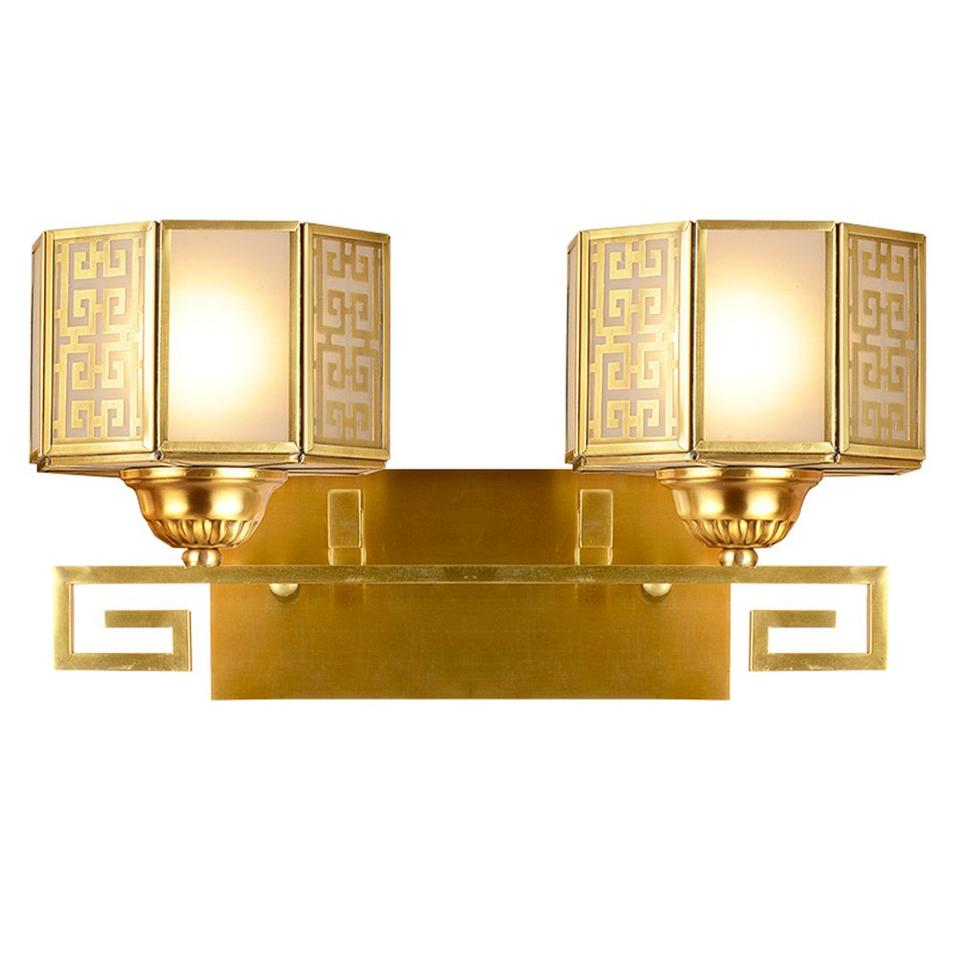 Brass Wall Sconce (EAB-14002-2)