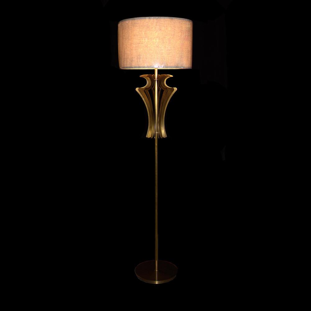 European Style Floor lamp (D480 H1750-3)