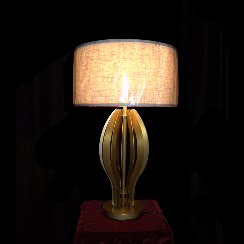 Decorative Table Lamp (D420 H680-2)