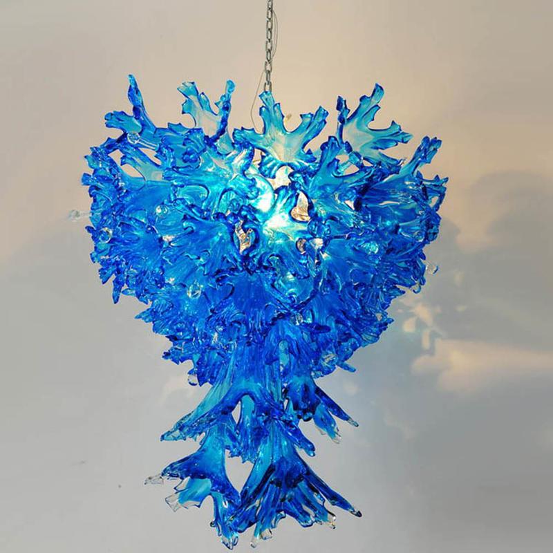 decorative pendant light custom color latest design for lobby