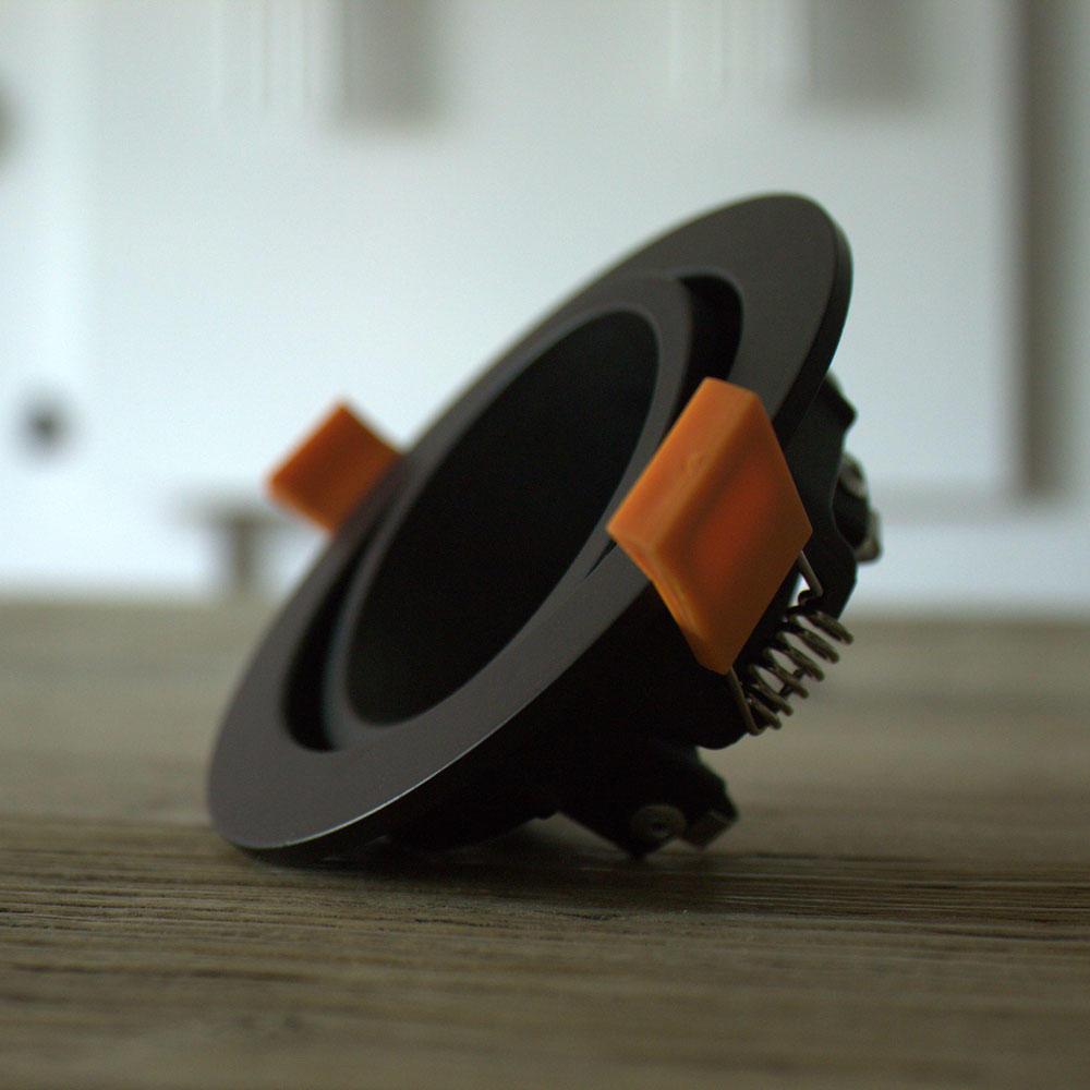 N005-Adjustable Mounting Ring(Black)