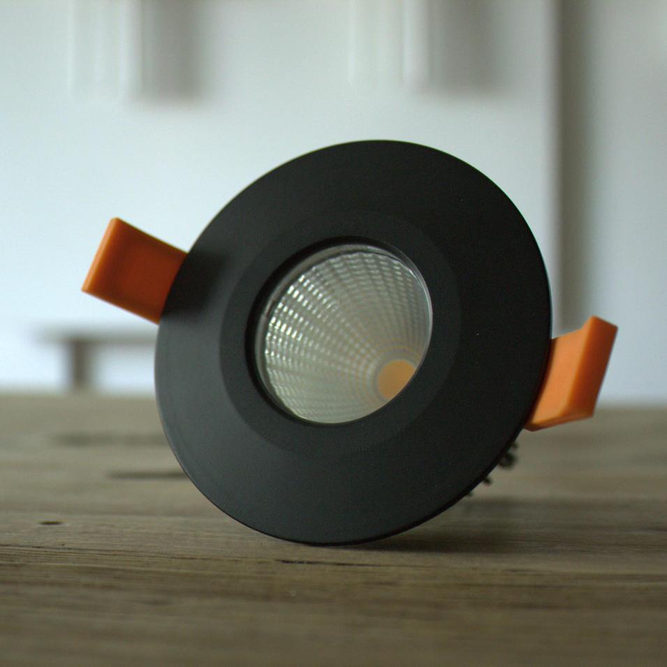 N003-Mounting Ring(Black)