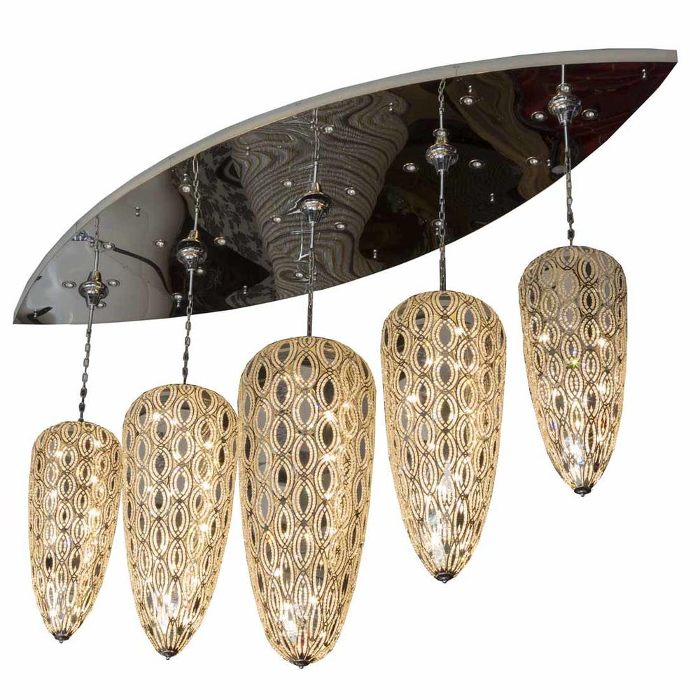 Customized Crystal Chandelier (MX282-ST-chili)
