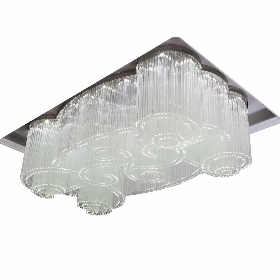 Large Contemporary Crystal Chandeliers (MX217-DX6613)