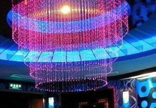news-What is the crystal chandelier made of-EME LIGHTING-img
