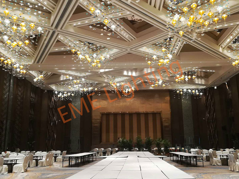 news-EME LIGHTING-Wyndham Grand Weifang, China-img-1