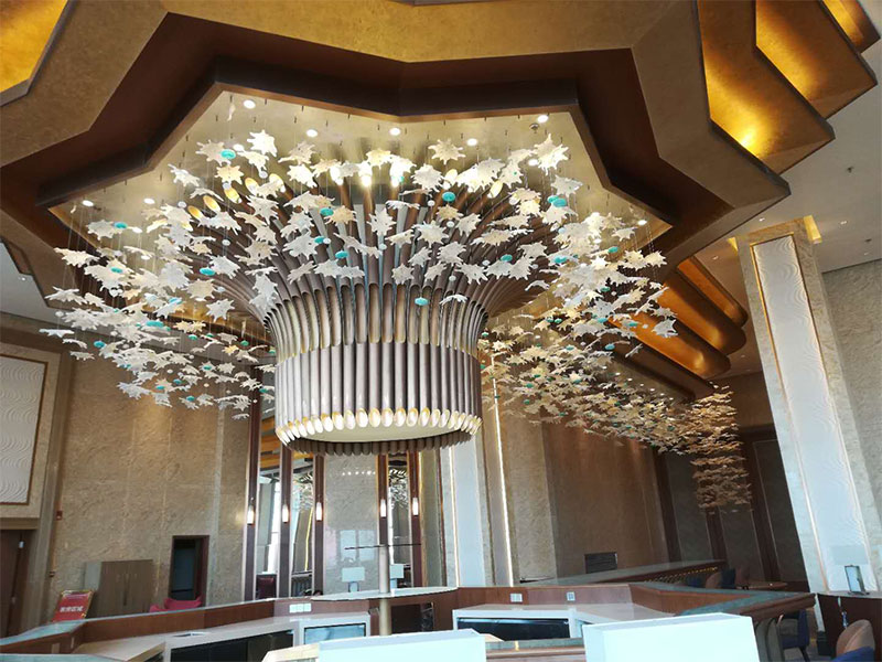 news-EME LIGHTING-Wyndham Grand Weifang, China-img-2