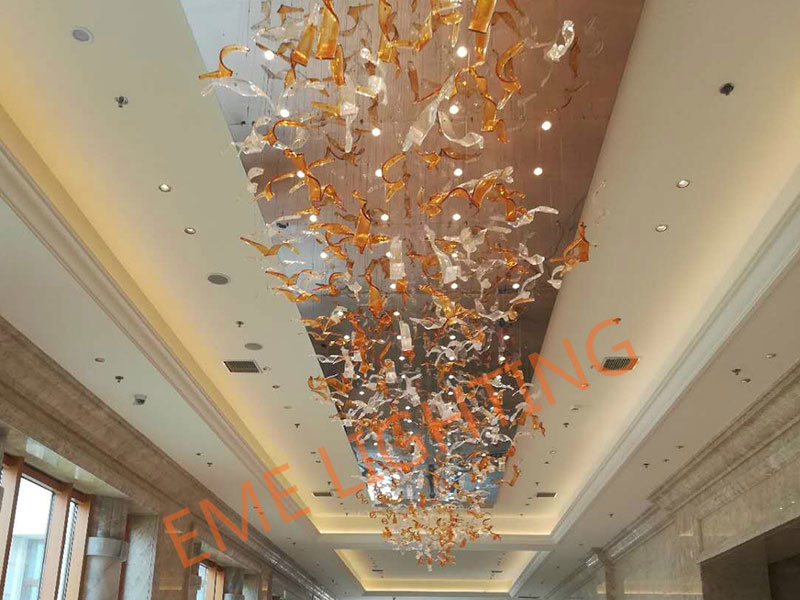 news-Wyndham Grand Weifang, China-EME LIGHTING-img-4