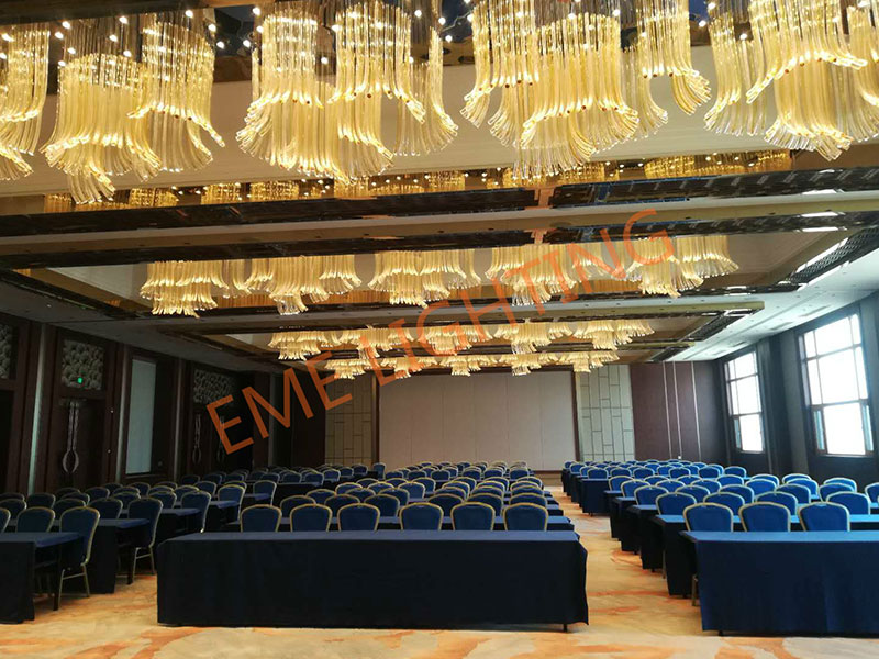 news-Wyndham Grand Weifang, China-EME LIGHTING-img-3