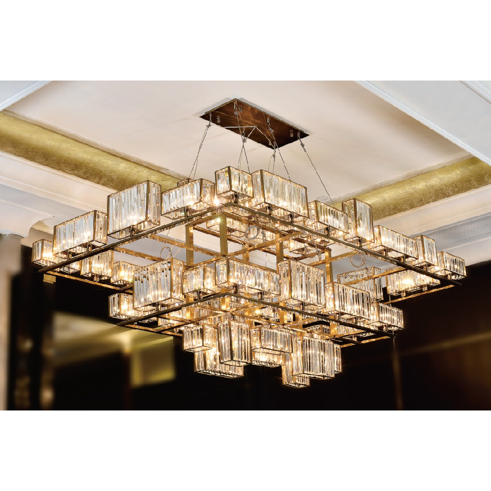 Crystal Chandelier (GD-7015)