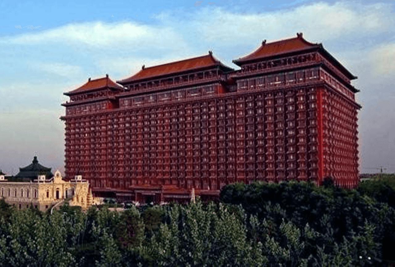 Hebei Langfang Fu'an Palace