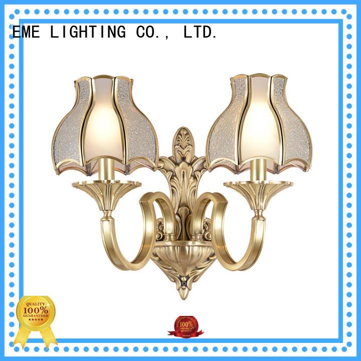 EME LIGHTING floor metal wall sconces free sample for indoor decoration