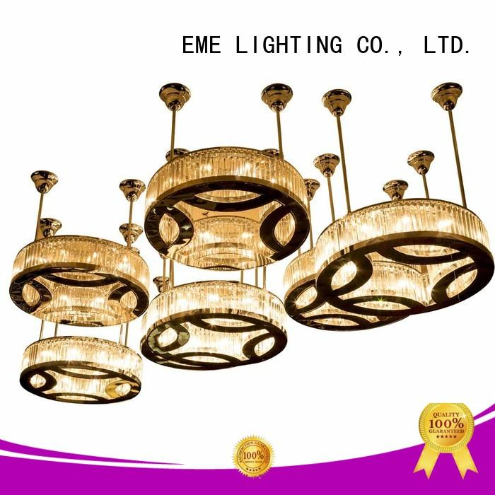 EME LIGHTING decorative Luxury Chandeliers for dining room