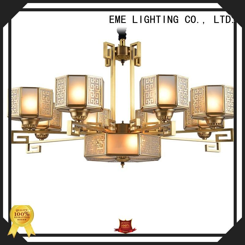 Hot decorative chandeliers lights EME LIGHTING Brand
