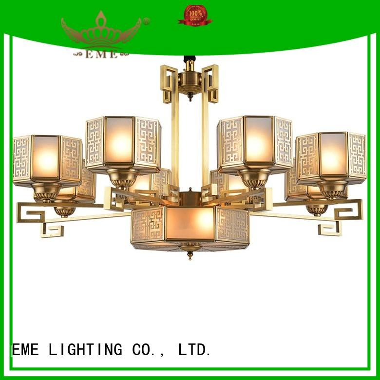 Quality EME LIGHTING Brand decorative chandeliers light antique