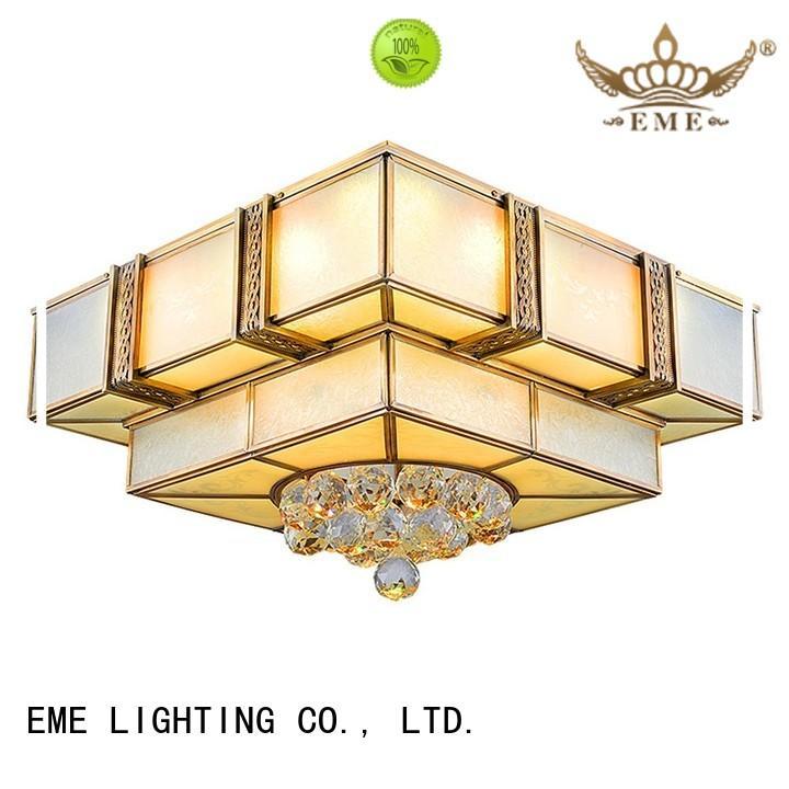 room brass ceiling lights decorative EME LIGHTING company