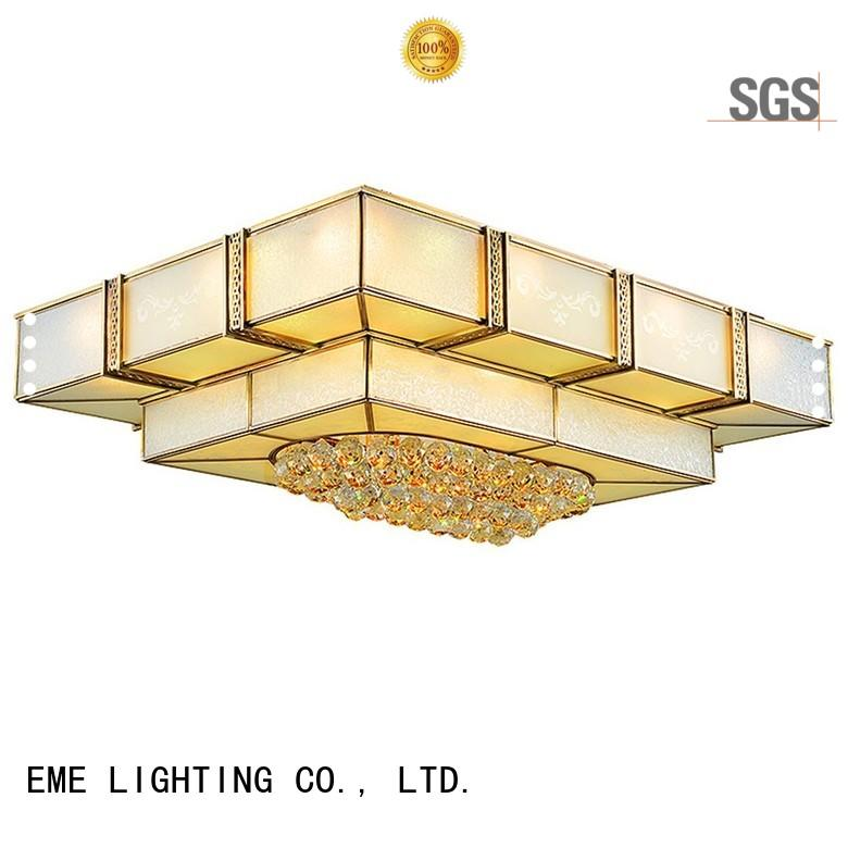 room led brass ceiling lights customized EME LIGHTING company