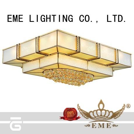 EME LIGHTING classic crystal ceiling lights unique for dining room