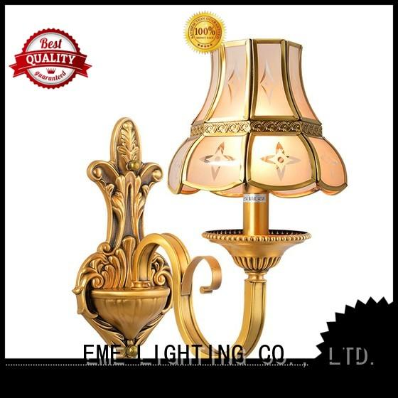 european vintage gold wall sconces lamp EME LIGHTING Brand