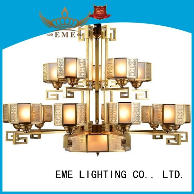 EME LIGHTING luxury chandeliers wholesale round