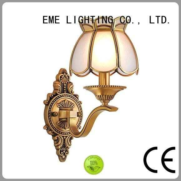 dining room wall sconces led unique european EME LIGHTING Brand company